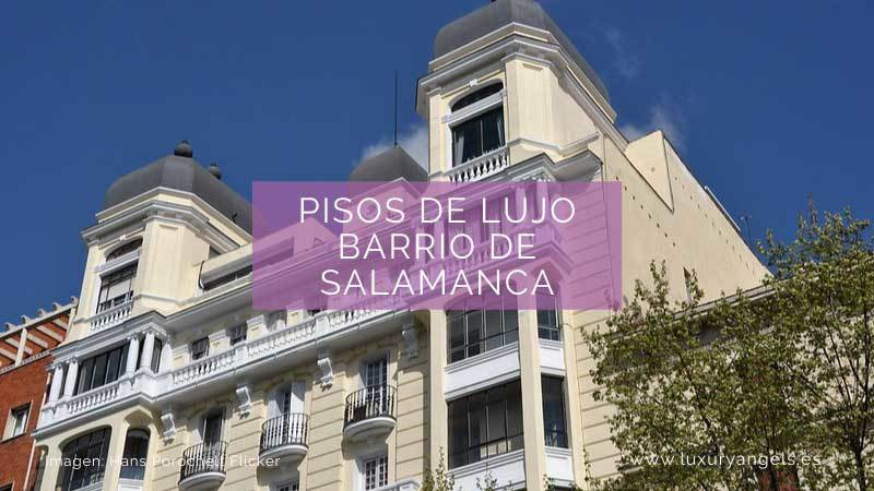 comprar piso en el barrio de salamanca madrid